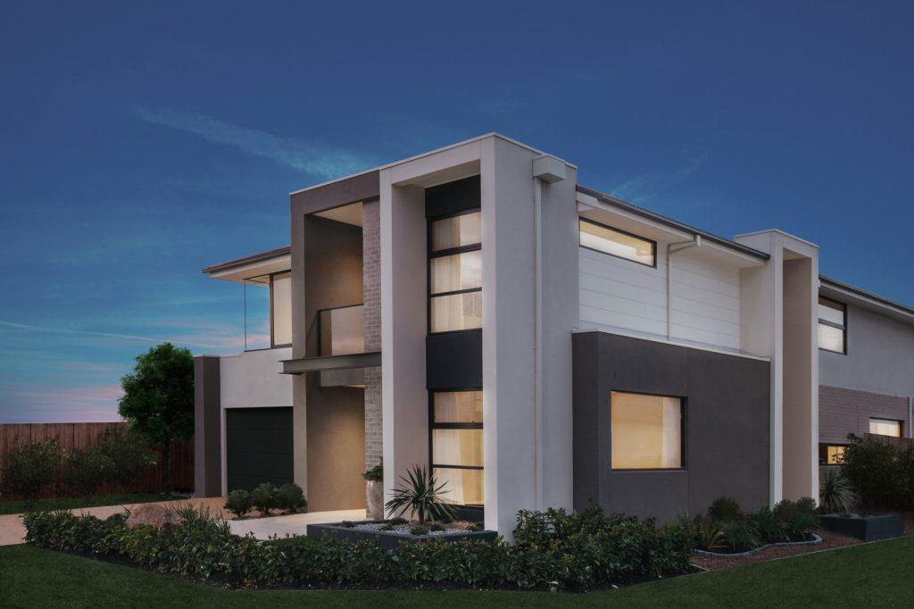 Corner Blocks Inspired Homes